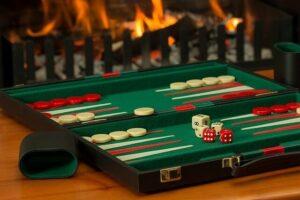 Casino Games - Backgammon