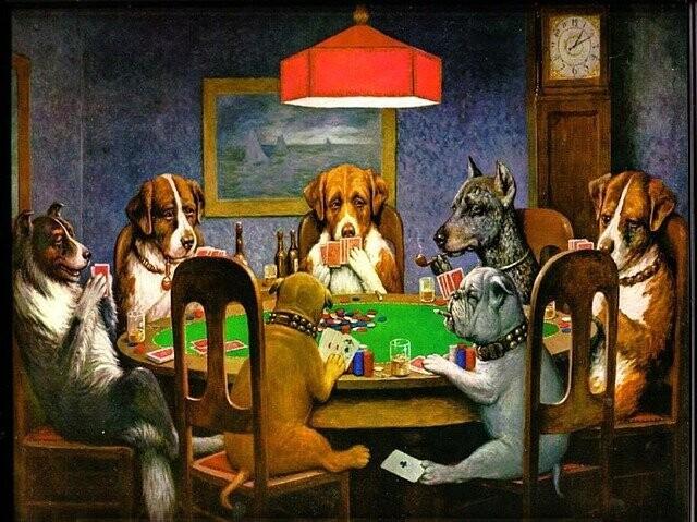 The Last Poker