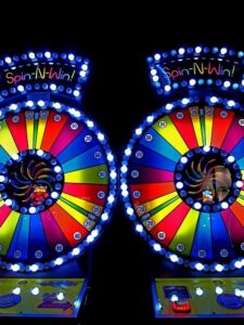 Casino Games - Wheel of Fortune