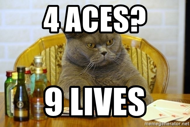9 Lives!