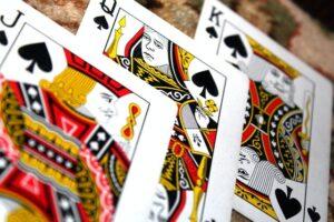 Casino Games - Three Card Poker