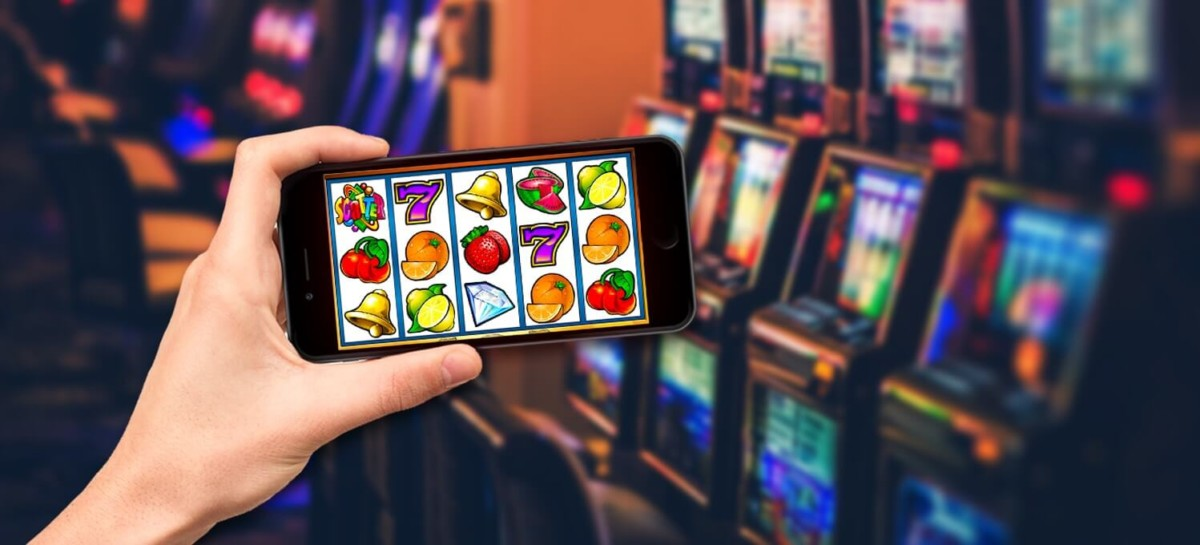 Online Slot Addiction
