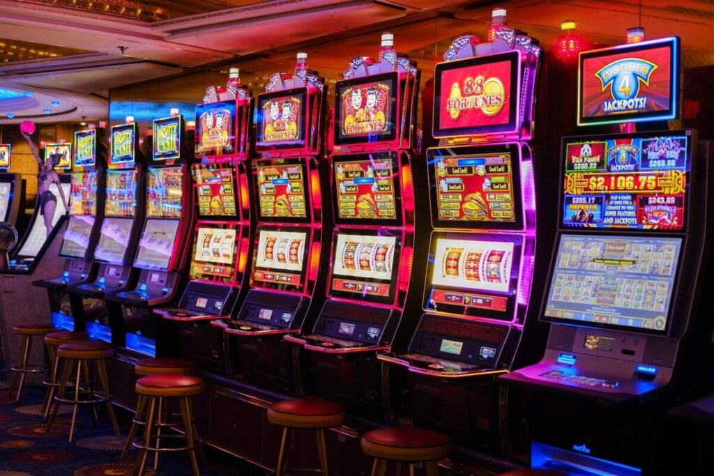 Themed Slots in the casino world