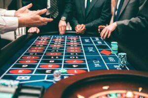 Casino Characters
